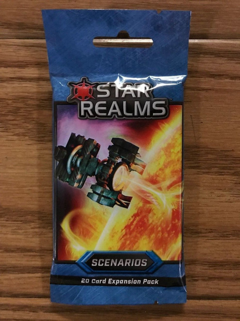 Star Realms: Scenarios Expansion Pack (1) ADD'L ITEMS SHIP FREE