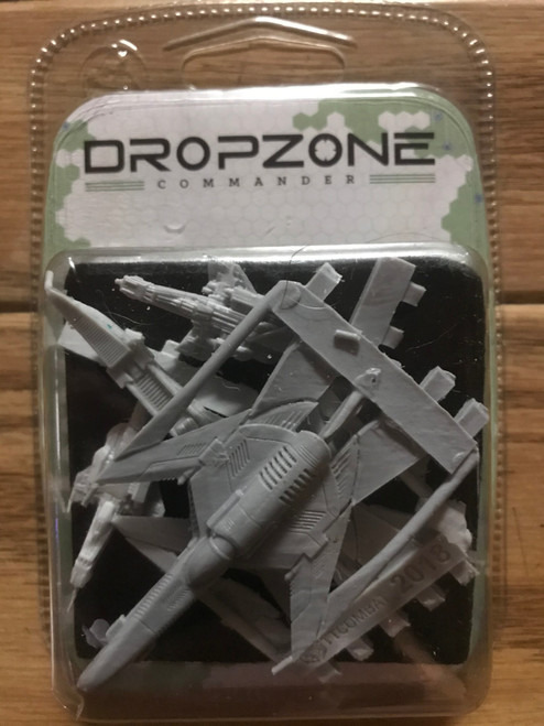 Dropzone Commander: Archangel Interceptor / Tactical Bomber ADD'L ITEMS SHIP FREE
