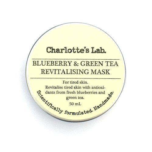 Blueberry & Green Tea Revitalising Mask