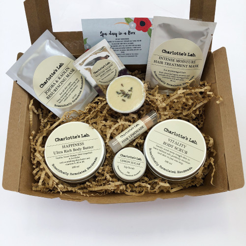 Diy Spa Day gift pack
