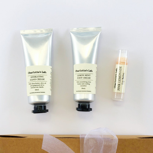 Hand cream gift pack charlottes lab