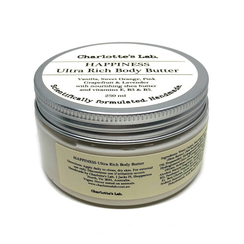 Happiness Ultra Rich Body Butter