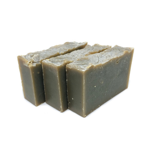 Peppermint Pumice Scrubby Soap Charlotte's Lab