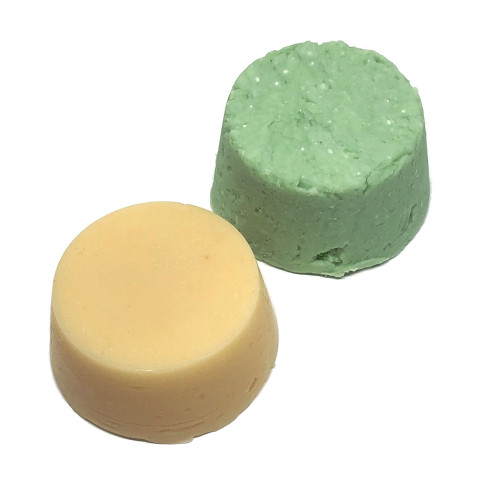 Natural Shampoo & Conditioner Bars Charlottes Lab