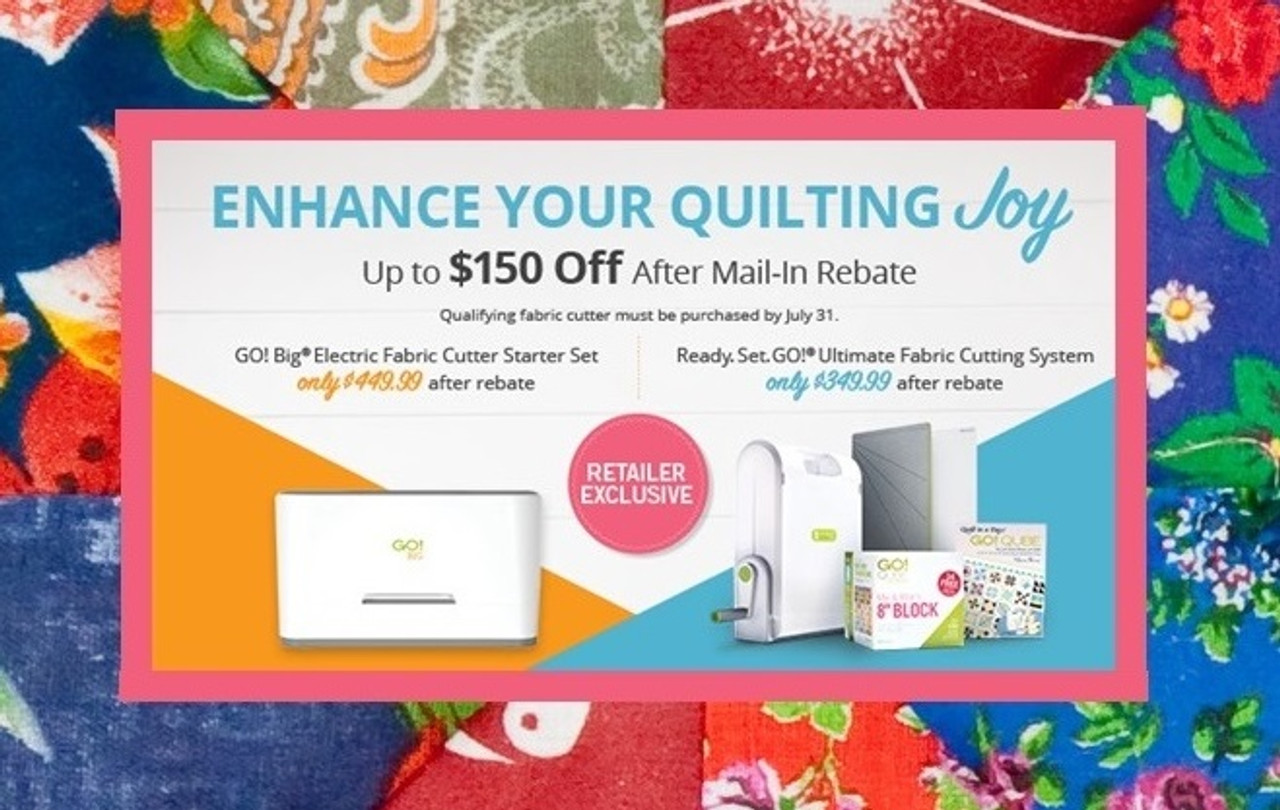 Special Mail-In Rebate Offer Ends July 31st