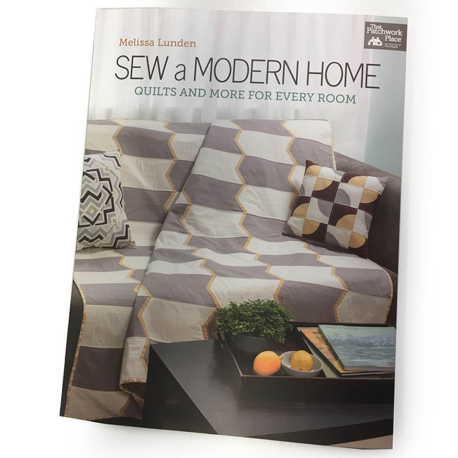 Sew a Modern Home by Melissa Lunden