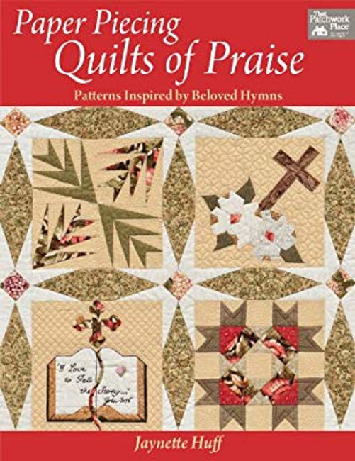 Patterns inspired by Beloved Hymns.