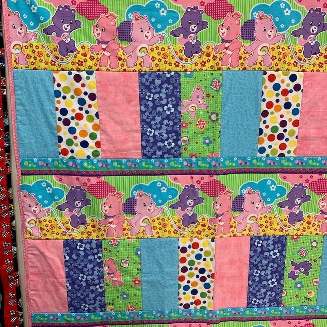 40x60 flannel quilt
