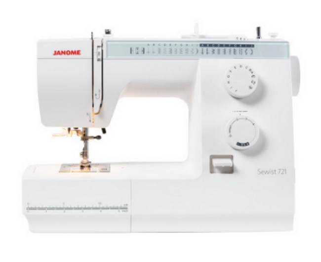 Janome Sewist 721S Sewing Machine