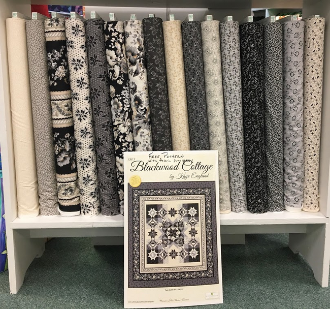 Blackwood Cottage Fabric