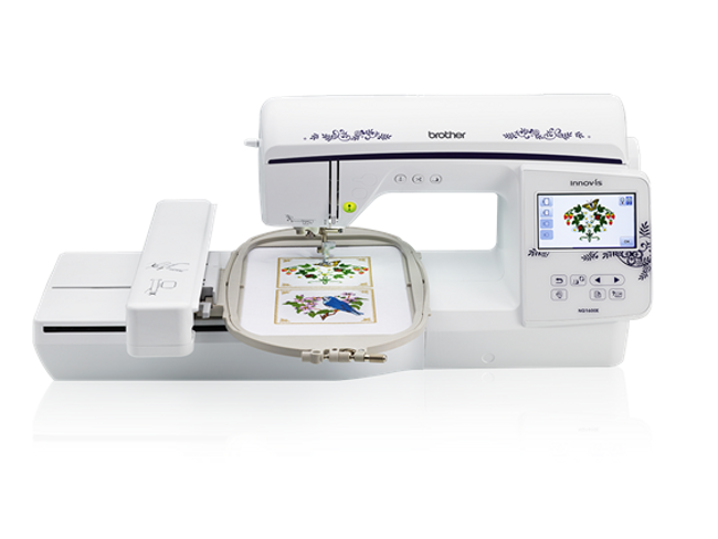 Brother Embroidery-Only Machine