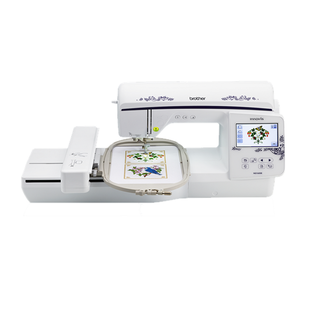 Brother NQ1600E Embroidery-Only Machine