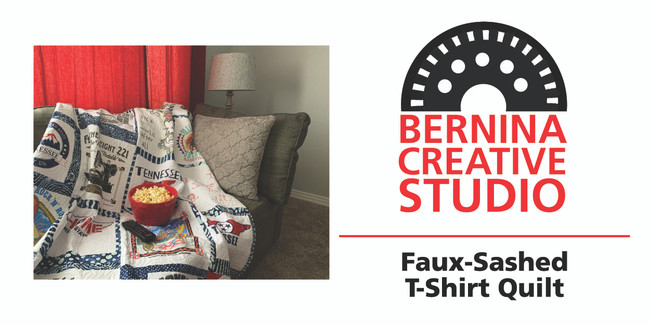 Bernina Creative Studio Topics for March 2019