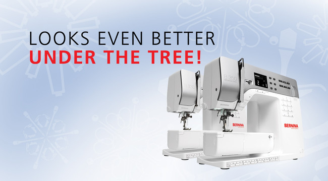 BERNINA Special Offer on Select Bernina 3 Series Machines