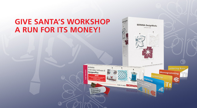 Special Pricing on Bernina Software