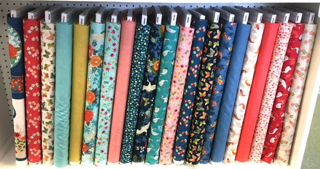 New Fabric Collections Available at Quilt Quarters
