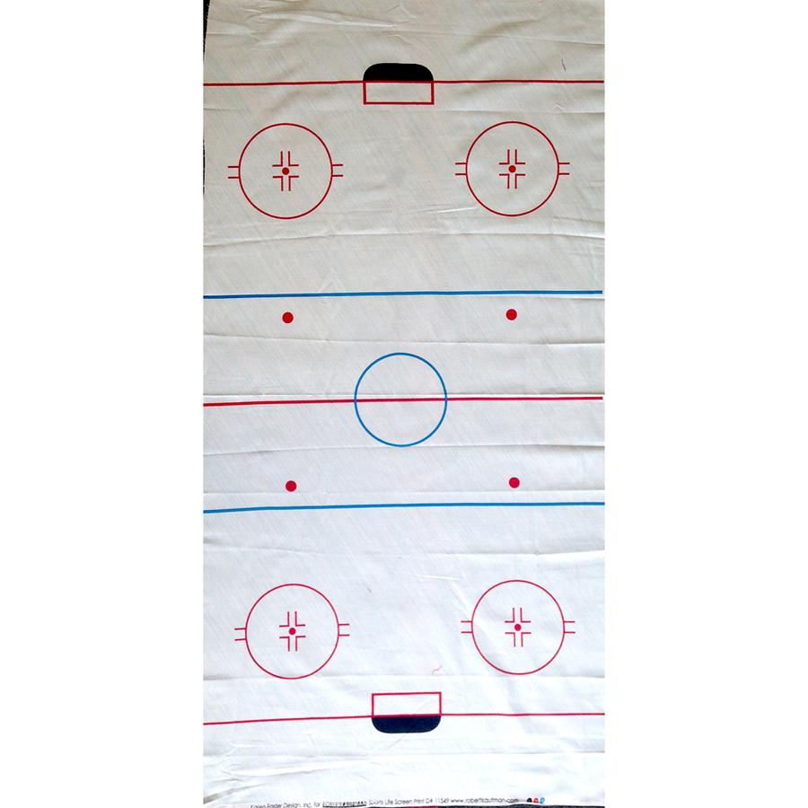 Hockey Rink Panel