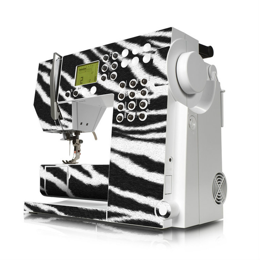 B215 with Zebra DesignSkin