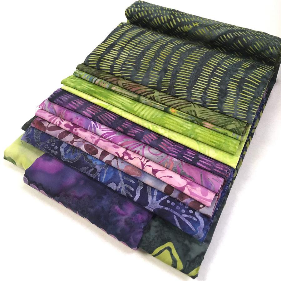 Batik Tiles fabric