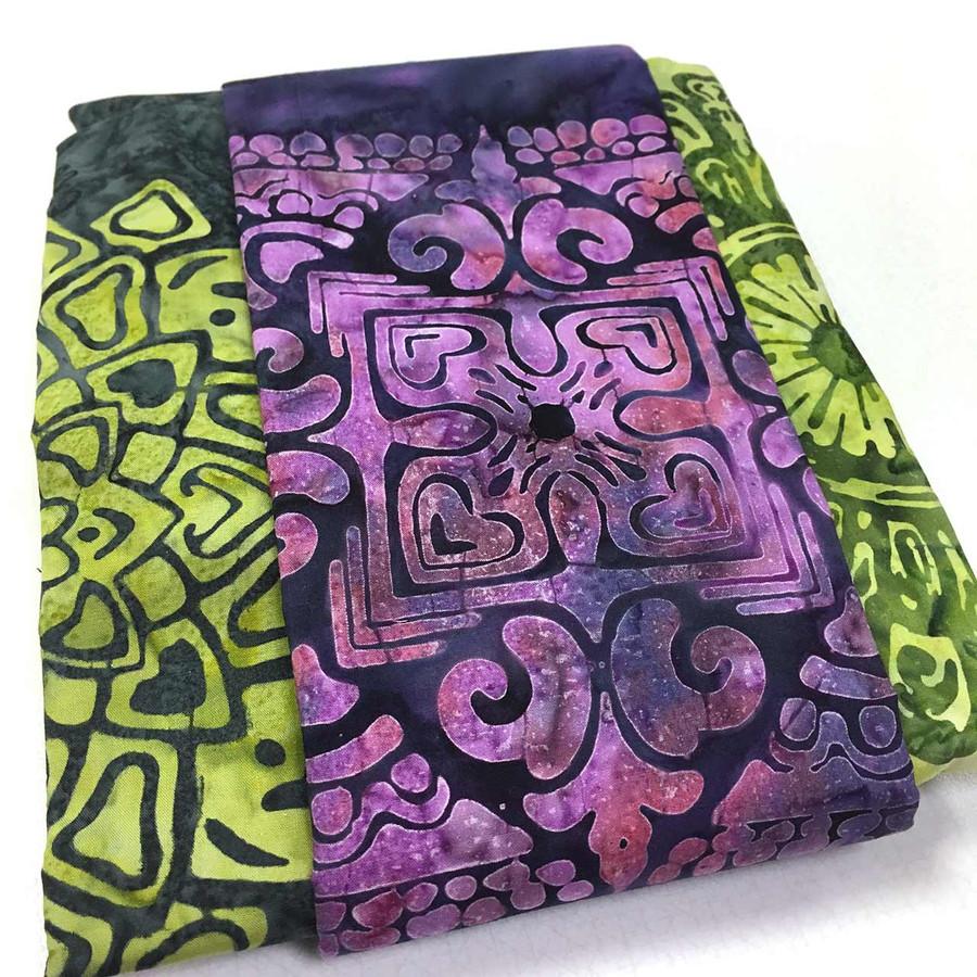 Batik Tiles Detail