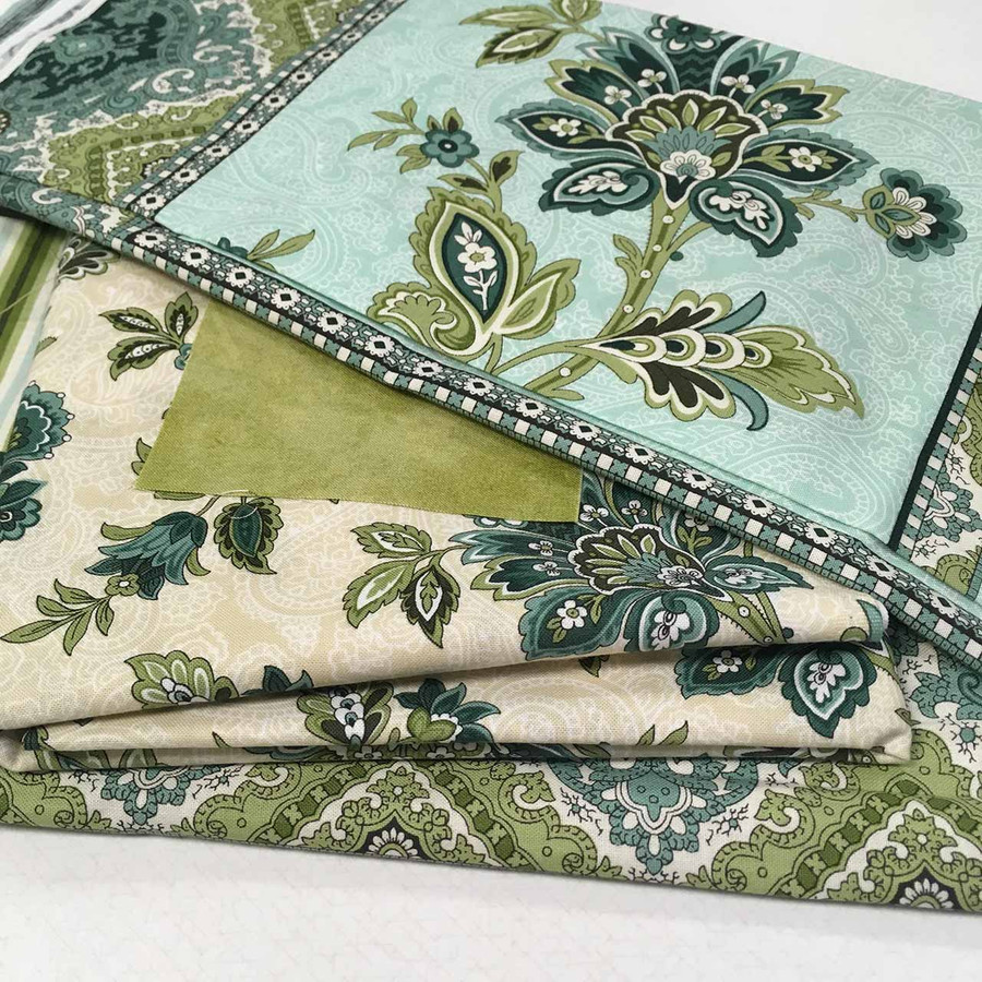 Palm Court fabric
