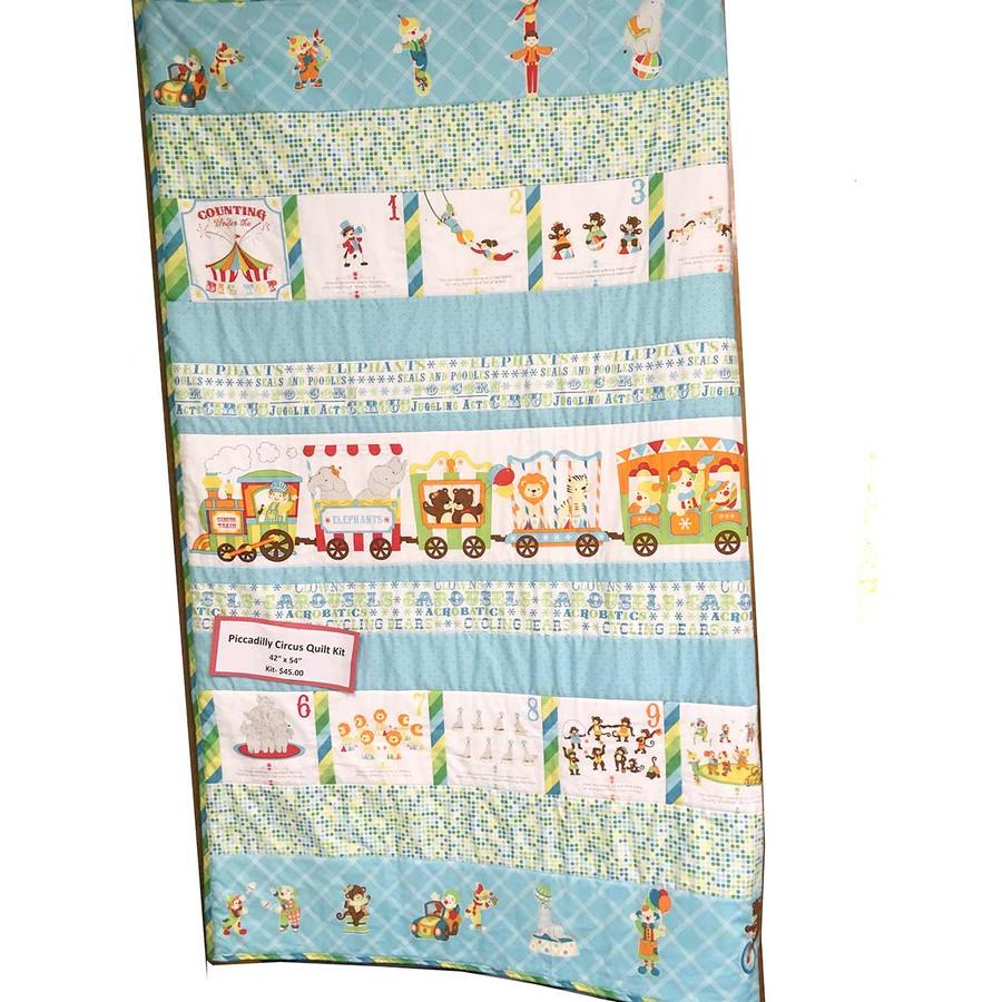 Picadilly Circus Sample