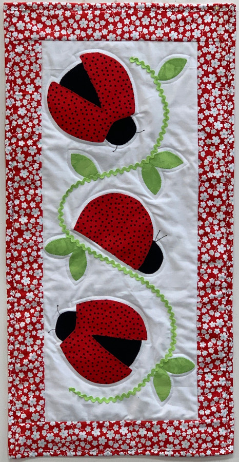 Ladybugs - Summer Skinnies Kit  Pattern Sold Separately In-Store and Online