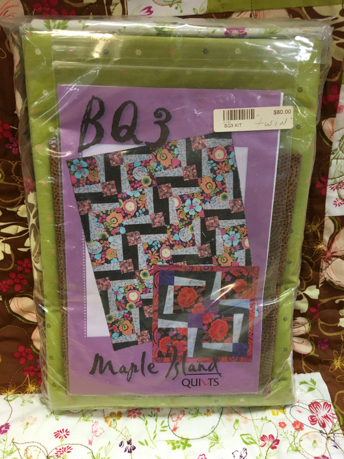 BQ3 by Maple Islands Quilts Quilt Kit