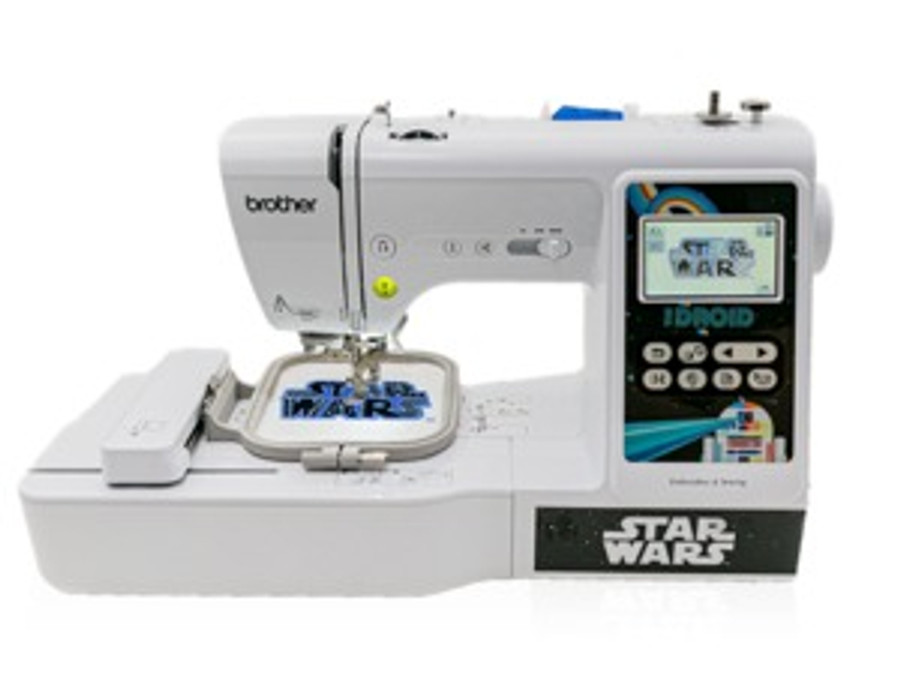 Brother LB5000S Star Wars Sewing Embroidery Machine