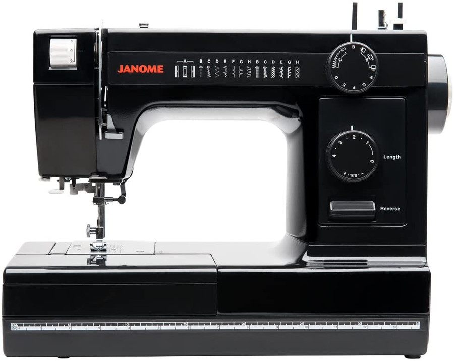 Janome HD1000 - Black