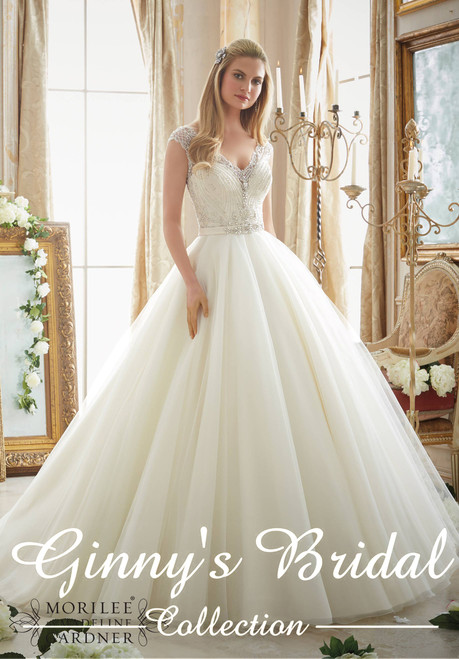 Mori Lee Bridal Dress 2875
