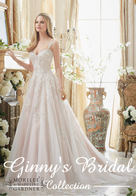 Mori Lee Bridal Dress 2881
