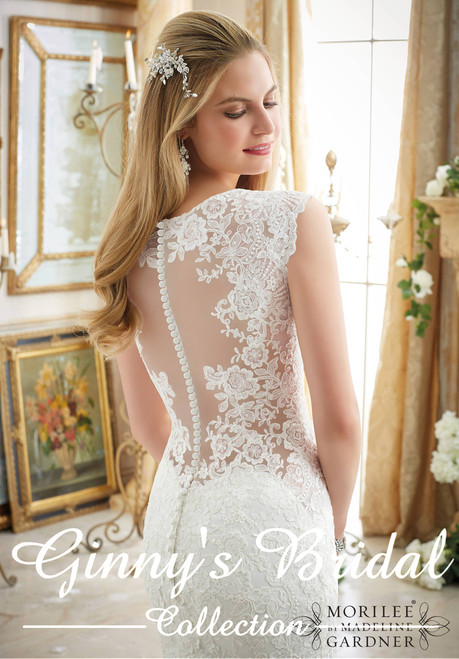 Mori Lee Bridal Dress 2882