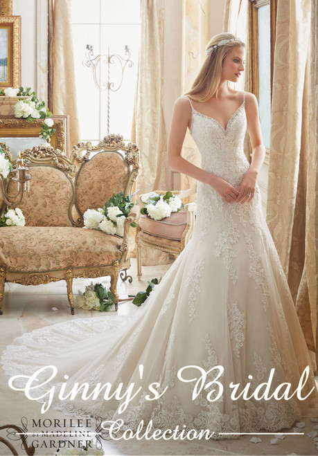 Mori Lee Bridal Dress 2883