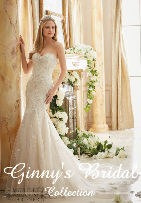 Mori Lee Bridal Dress 2886