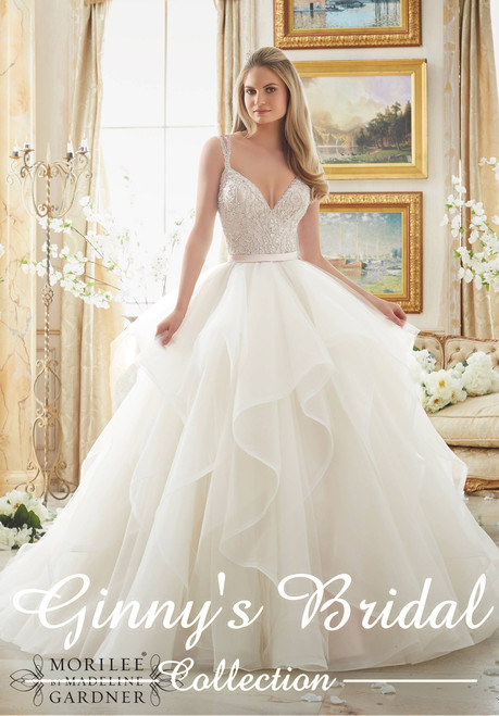 Mori Lee Bridal Dress 2887
