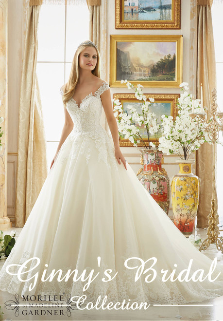 Mori Lee Bridal Dress 2889