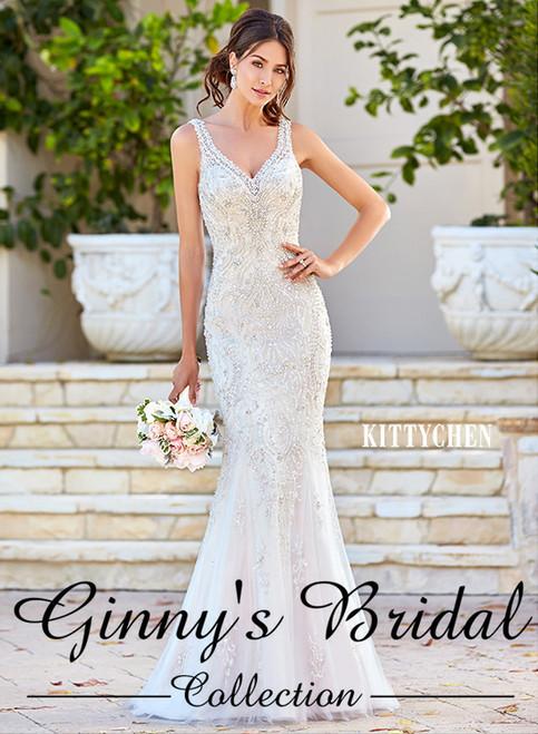 Kitty Chen Celestia K1641 Wedding Dress