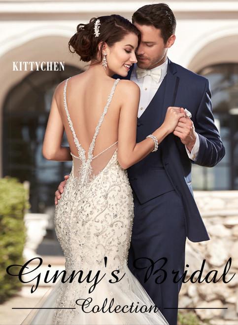 Kitty Chen Brianna K1646 Wedding Dress