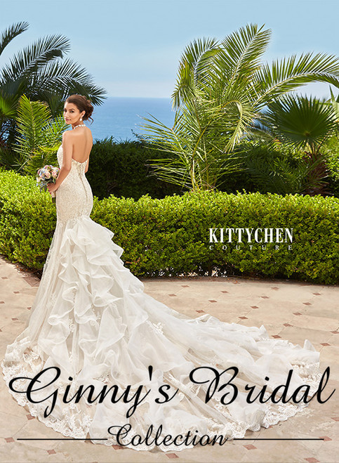 Kitty Chen Couture Martina H1618 Wedding Dress