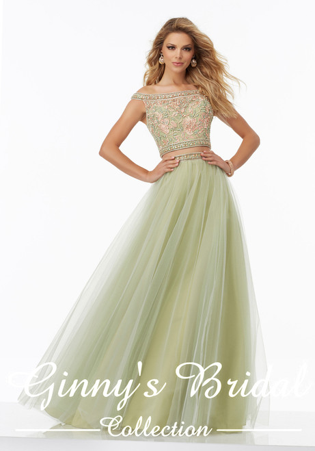 Mori Lee Prom by Madeline Gardner Style 99023
