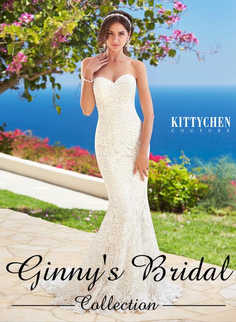 Kitty Chen Couture Cora H1661 Wedding Dress