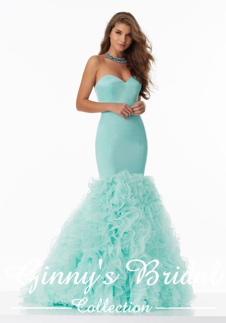 Mori Lee Prom by Madeline Gardner Style 99041
