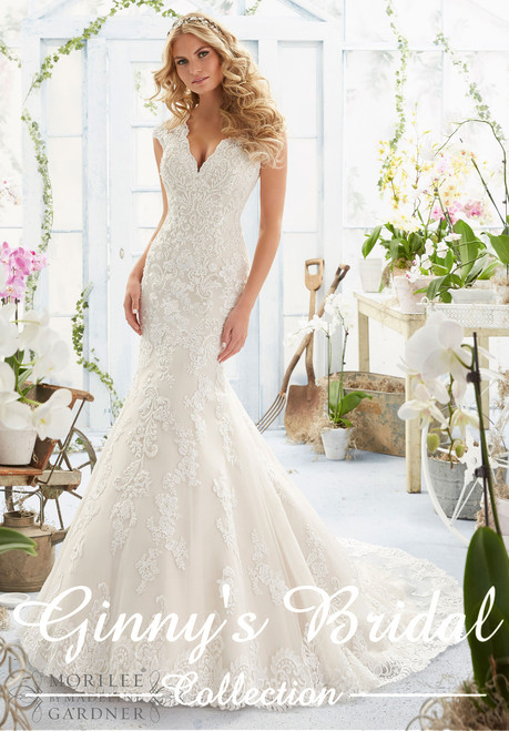 Mori Lee Bridal Dress 2806