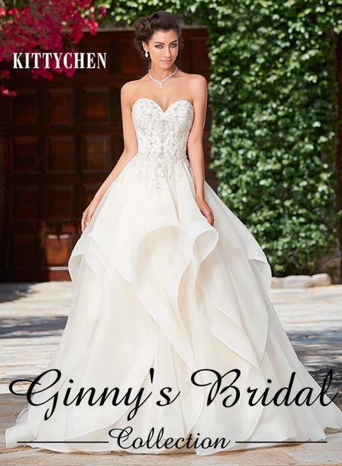 Kitty Chen Aletta H1739 Wedding Dress