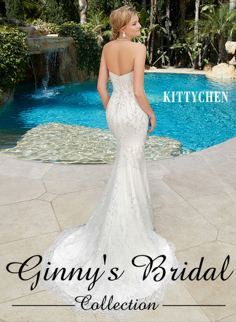 Kitty Chen Chantal H1765 Wedding Dress