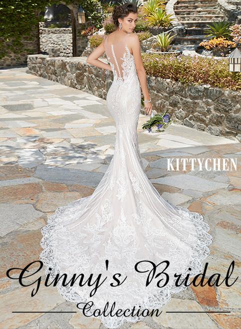 Kitty Chen Ivana H1732 Wedding Dress
