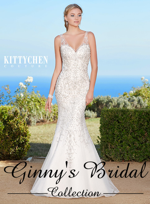 Kitty Chen Couture Naveah K1747 Wedding Dress