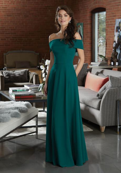 Mori Lee Bridesmaids Dress Style 21596