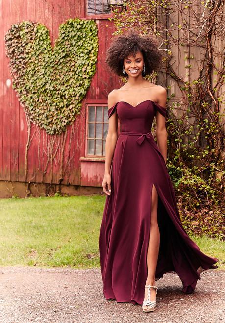 Mori Lee Bridesmaids Dress Style 21528